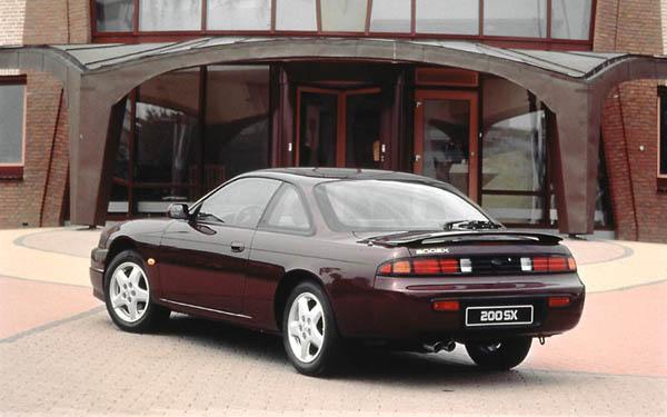 Nissan 200 SX 2000-2003