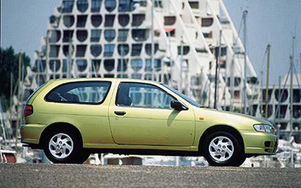 Nissan Almera 3-Door 1995-1999