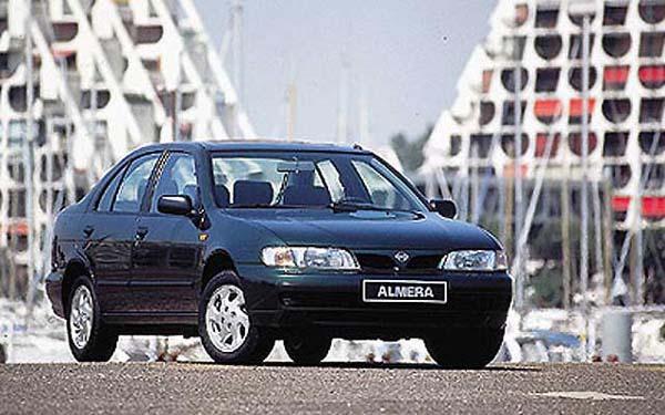 Nissan Almera Sedan 1995-1999