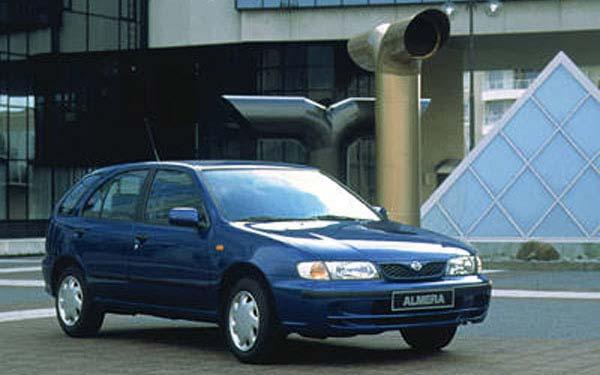 Nissan Almera 1995-1999
