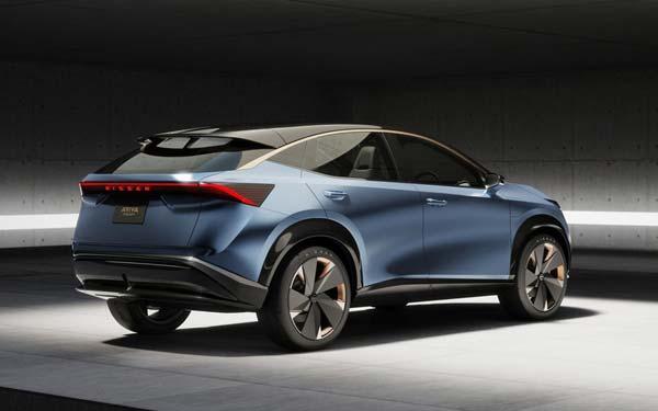 Nissan Aryia Concept