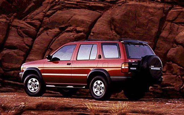 Nissan Pathfinder 1997-2001