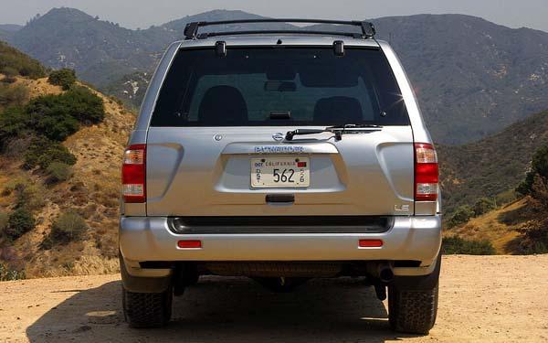Nissan Pathfinder 2001-2004