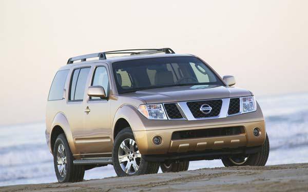 Nissan Pathfinder 2005-2010