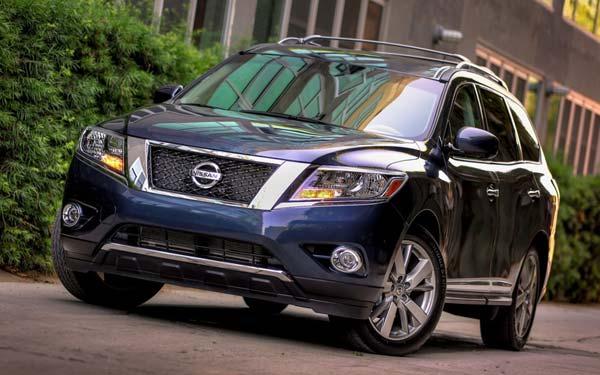 Nissan Pathfinder 2012-2016