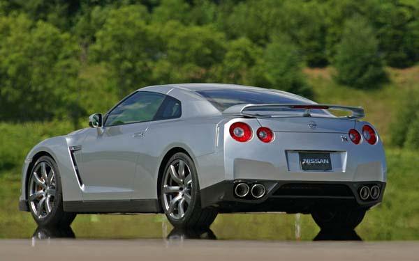 Nissan GT-R 2007-2010