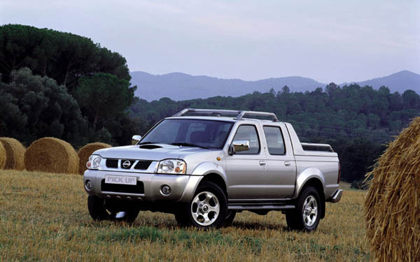 Фото Nissan Pick-Up