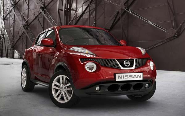 Nissan Juke 2010-2014