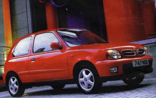 Nissan Micra 1998-2001