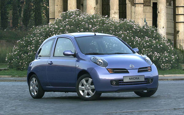 Nissan Micra 2002-2010