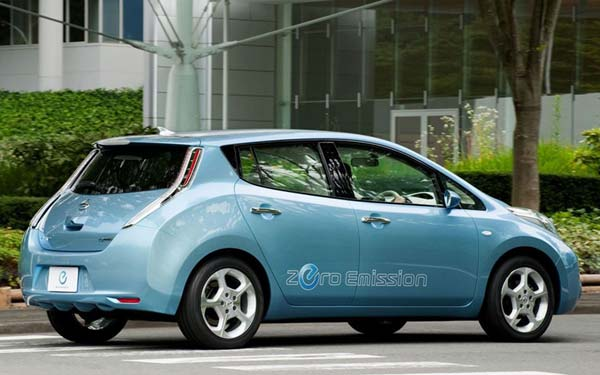 Nissan Leaf 2009-2017
