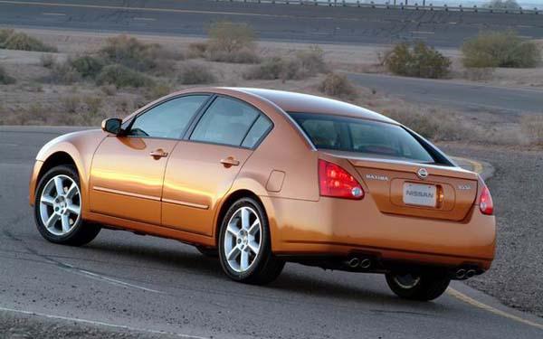 Nissan Maxima 2003-2006