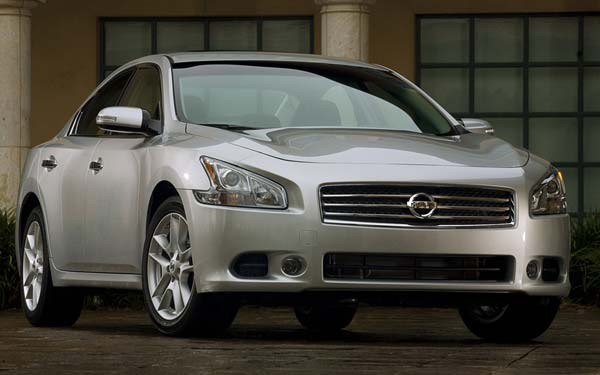 Nissan Maxima 2009-2014