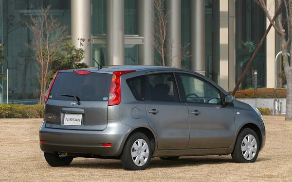 Nissan Note 2006-2009