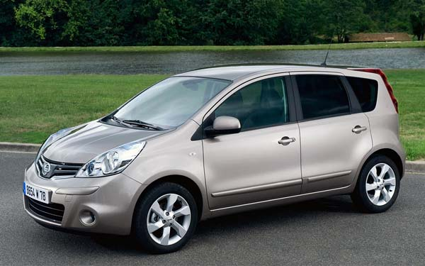 Nissan Note 2009-2014