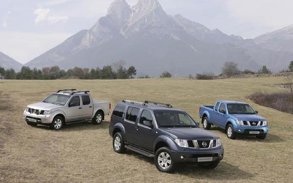 Nissan Navara 2005-2009