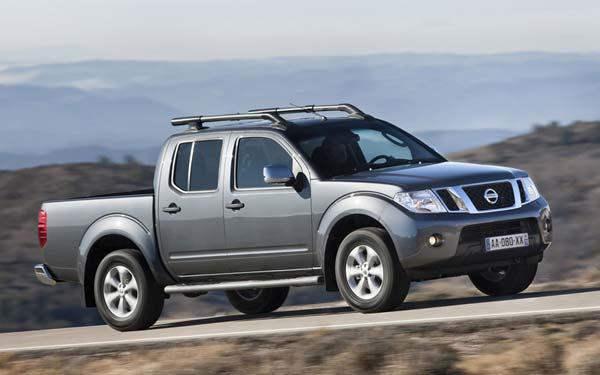 Nissan Navara 2010-2015