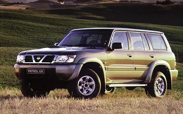 Nissan Patrol GR 1999-2003