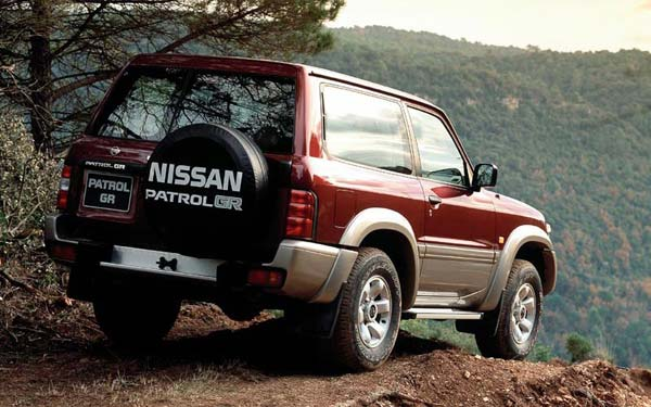 Nissan Patrol 3-Door 2000-2003