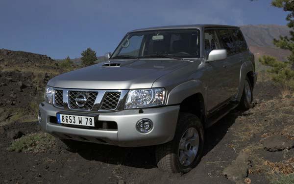 Nissan Patrol GR 2004-2010
