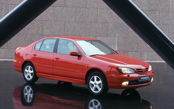 Nissan Primera 1999-2001