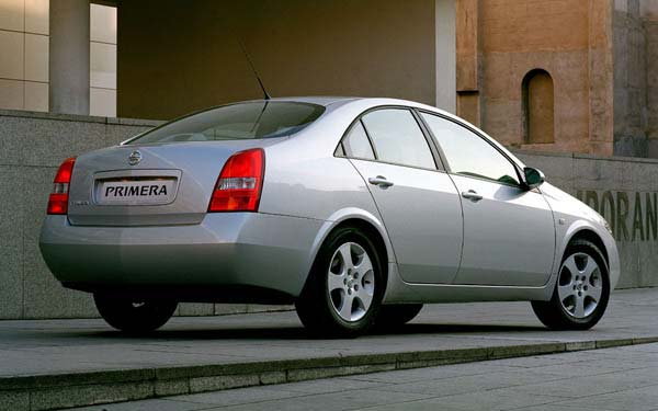 Nissan Primera 2002-2007