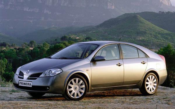 Nissan Primera Hatchback 2002-2007