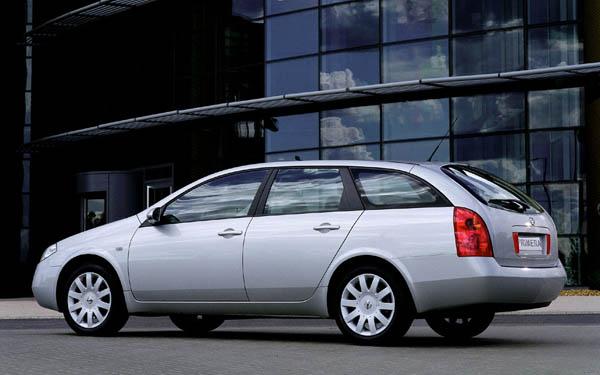 Nissan Primera Wagon 2002-2007