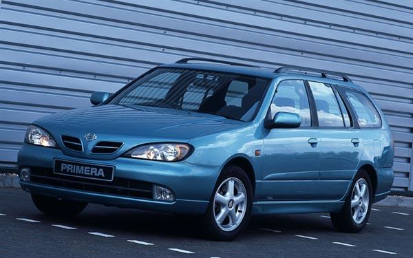 Nissan Primera Wagon 1999-2001