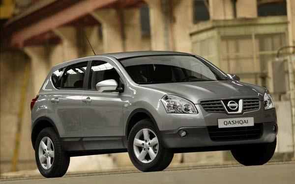 Nissan Qashqai 2007-2009