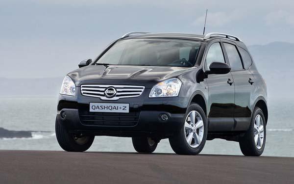 Nissan Qashqai plus 2 2008-2009