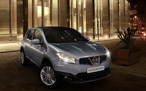 Nissan Qashqai 2010-2013