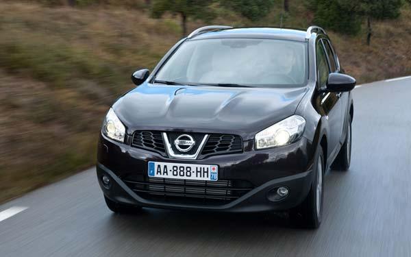 Nissan Qashqai plus 2 2010-2013