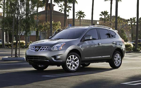 Nissan Rogue 2010-2013