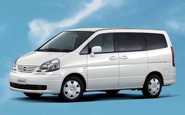 Nissan Serena 1999-2005