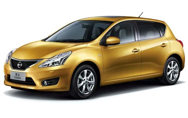 Nissan Tiida 2011-2014