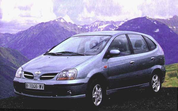 Nissan Almera Tino 2000-2005
