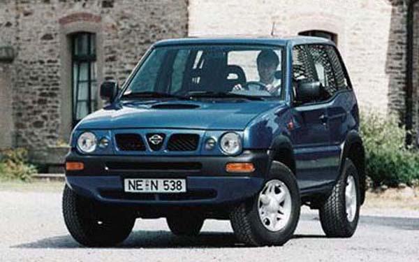Nissan Terrano 1993-1995