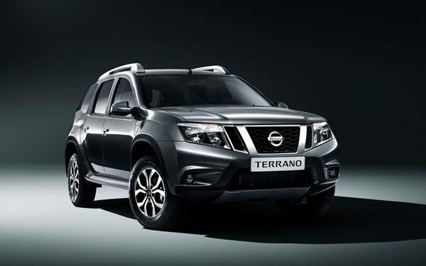 Nissan Terrano 2013-2016