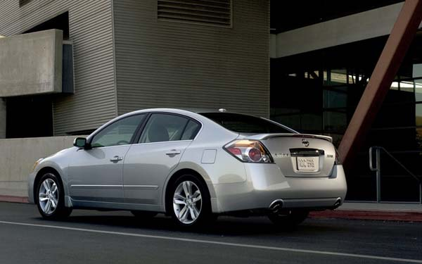 Nissan Altima 2010-2012