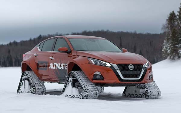 Nissan Altima TE Concept