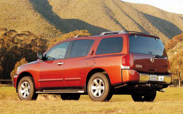 Nissan Armada 2003-2007