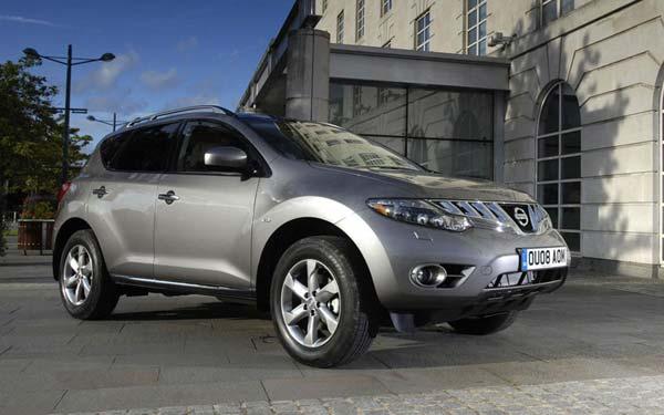 Nissan Murano 2009-2016