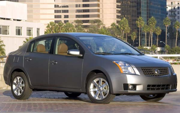 Nissan Sentra 2006-2012