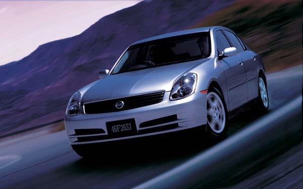 Nissan Skyline 2001-2006