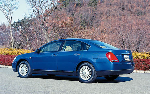 Nissan Teana 2004-2008
