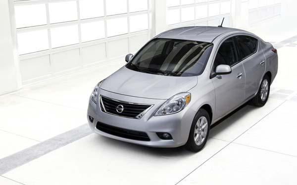 Nissan Versa 2011-2014