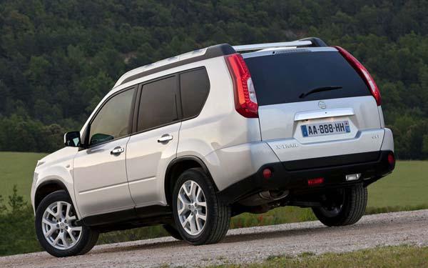 Nissan X-Trail 2010-2014