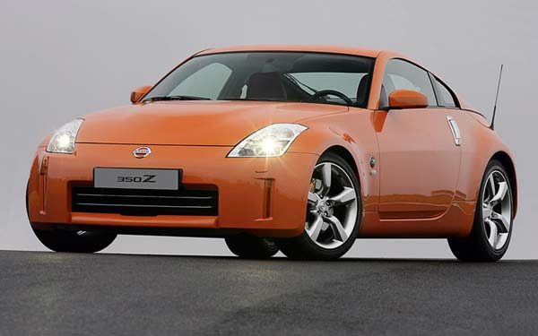 Nissan 350Z 2007-2008