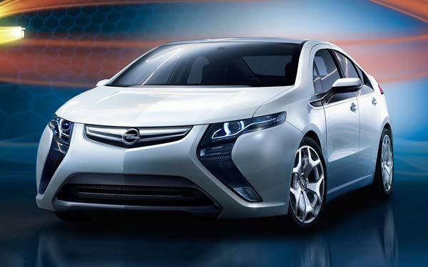 Opel Ampera 2009-2016